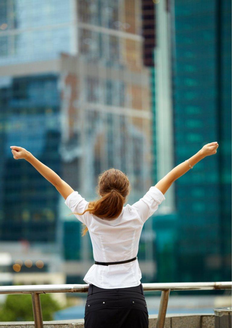 Traits of successful businesswomen
